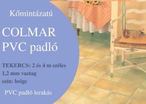 Colmar PVC padló felújítás Budapesten
