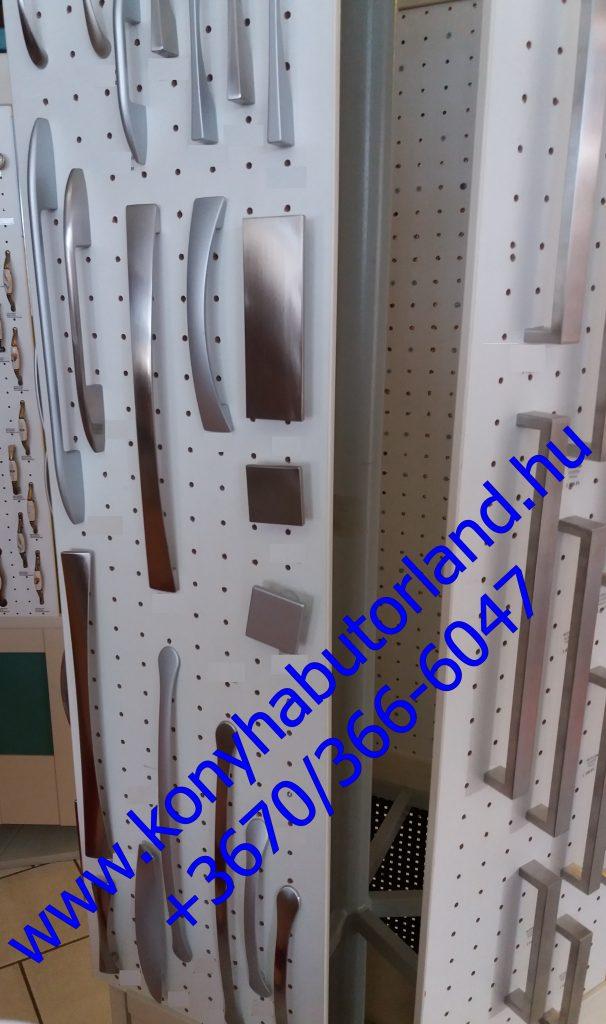 Konyhabútor ajtófront fém fogantyú, ingyenes helyszíni konyhafelmérés