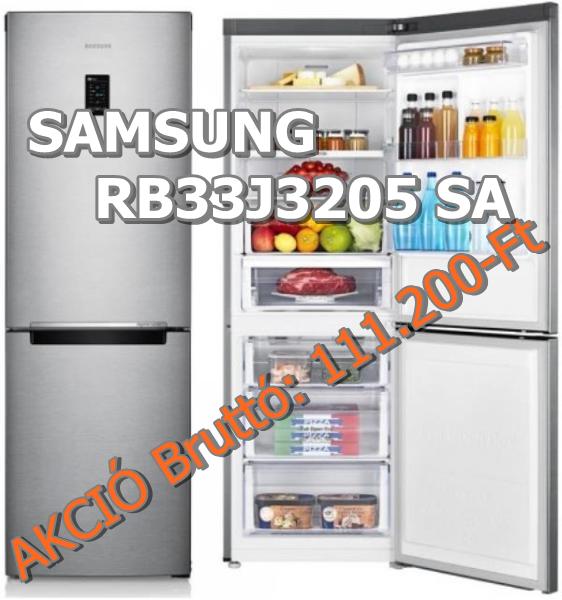 Energiaosztály: A++ Hűtőtér nettó térfogat: 230 L Fagyasztó térfogat: 98 L Garancia: 2 év